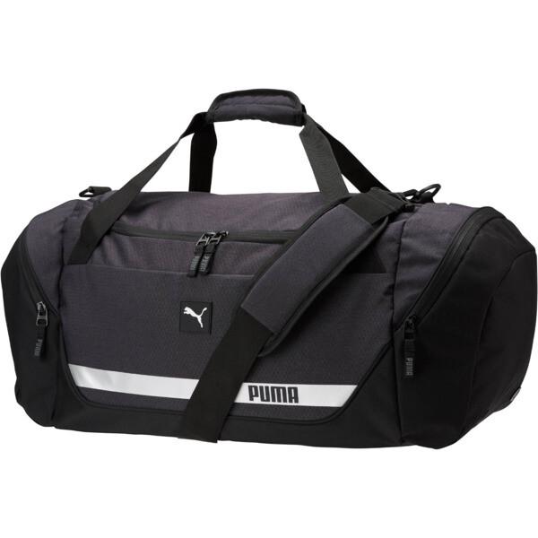 PUMA Formation 2.0 Duffel Bag, Black, large