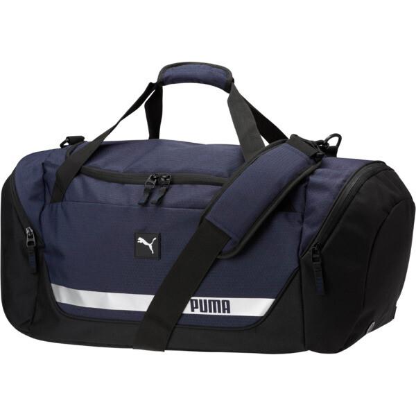 PUMA Formation 2.0 Duffel Bag, Navy, large
