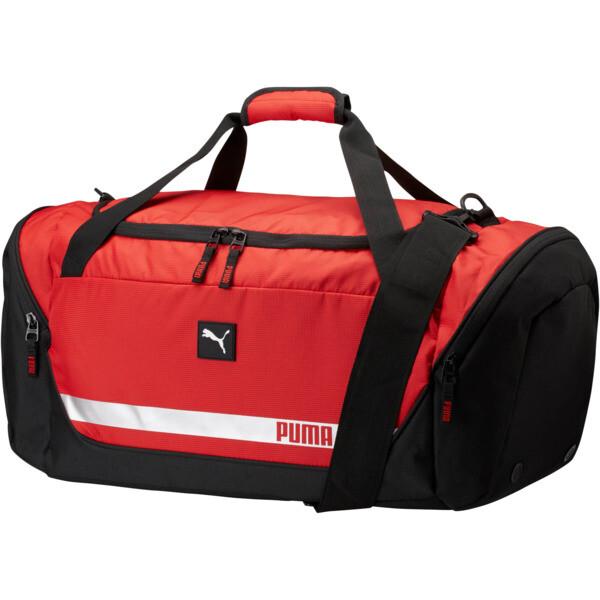 PUMA Formation 2.0 Duffel Bag, Medium Red, large