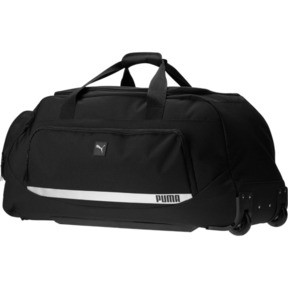 "Thumbnail 1 of PUMA Formation 2.0 28"" Rolling Duffel Bag, Black, medium"
