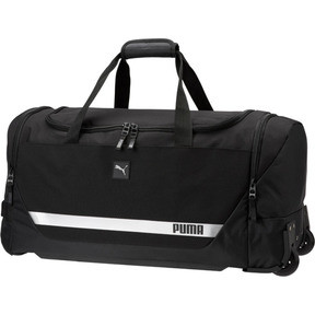"Thumbnail 1 of PUMA Formation 2.0 24"" Rolling Duffel Bag, Black, medium"