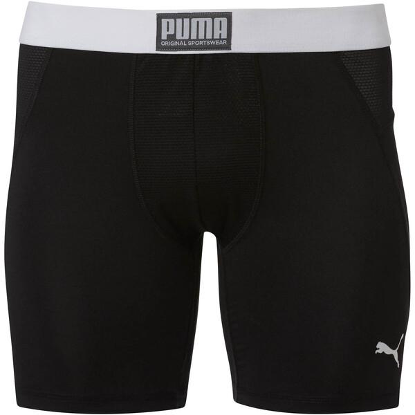Men's Flex Cool Performance Boxer Brief [2 Pack], RED / BLACK, large