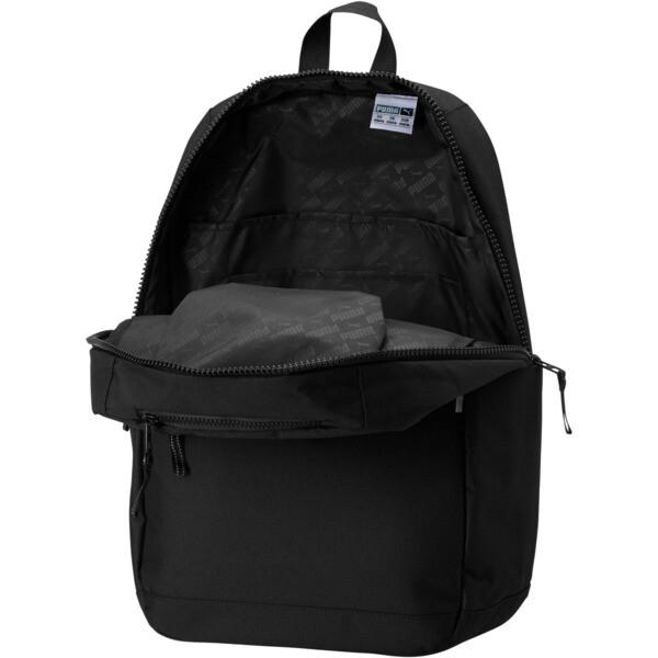 Streak Backpack, Black, large