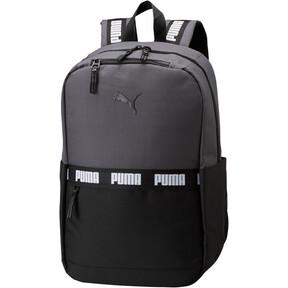 Thumbnail 1 of Streak Backpack, Grey/Black, medium