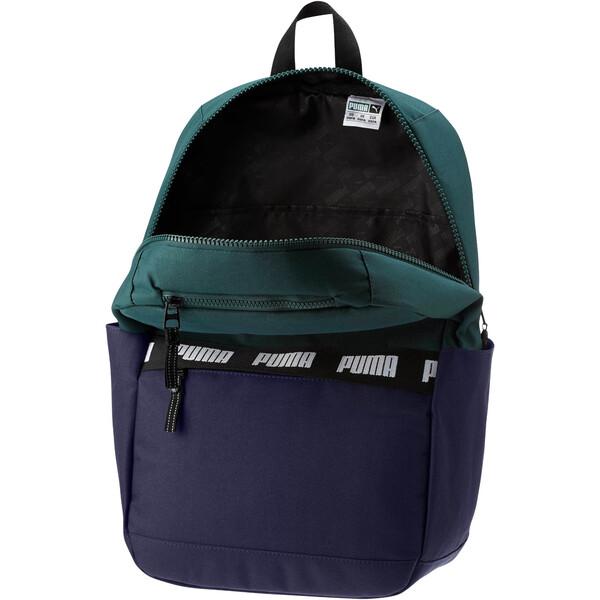 Streak Backpack, Dark Green, large