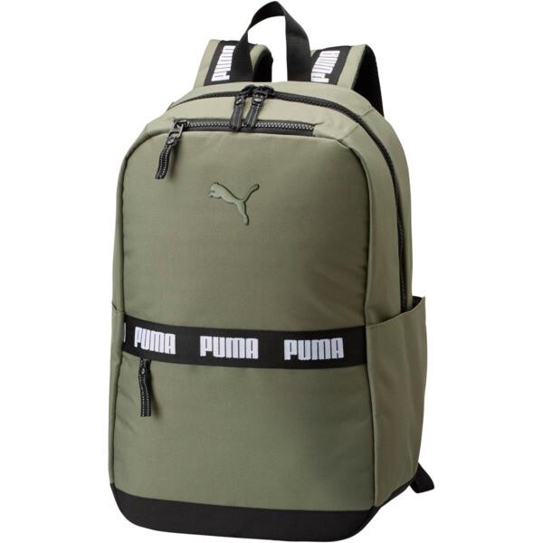 Streak Backpack, Olive, large