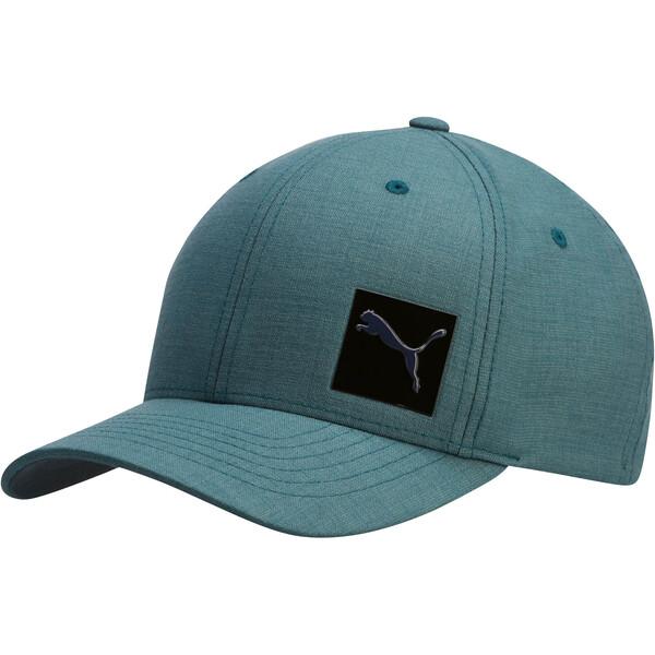 Decimal FLEXFIT Cap, Dark Green, large