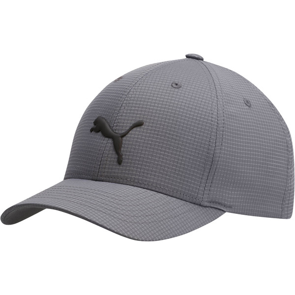 Cubic FLEXFIT Cap, Dark Gray, large