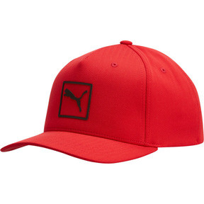 Thumbnail 1 of Chromatic Snapback, Red/Black, medium