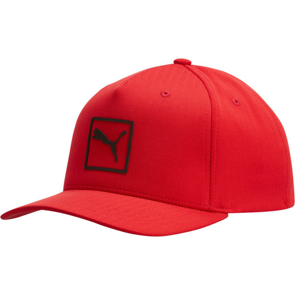 Chromatic Snapback, Red/Black, large