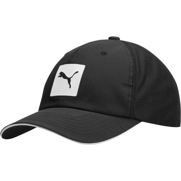 Mesh Runner 2.0 Adjustable Cap, Black, large