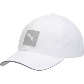 Thumbnail 1 of Mesh Runner 2.0 Adjustable Cap, White, medium