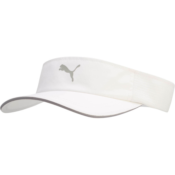 Mesh 2.0 Visor, WHITE, large