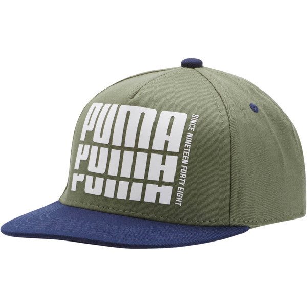 The Impact Adjustable Cap, OLIVE, large