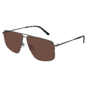 Thumbnail 1 of Men's Sunglasses, RUTHENIUM-RUTHENIUM-RED, medium