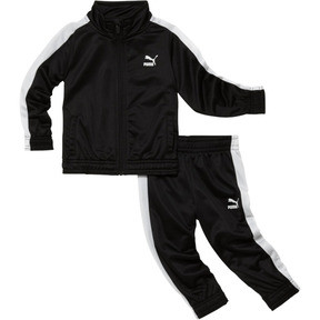 Thumbnail 1 of Boy's Tracksuit Set INF, PUMA BLACK, medium