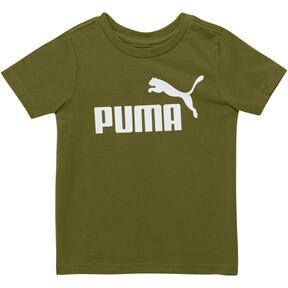 T-shirt jersey à logo, nouveau-né, garçon