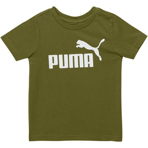 Thumbnail 1 of Toddler Jersey Logo Tee, OLIVINE, medium