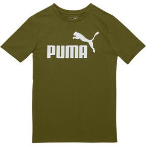 T-shirt jersey à logo, enfant, garçon