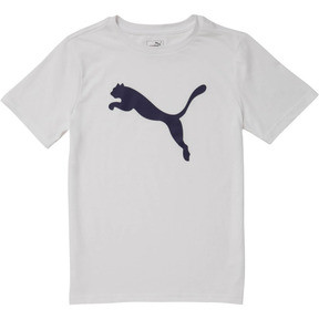 Boy's Cotton Jersey Heather Tee JR