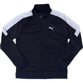 Boys' Tricot Track Jacket JR