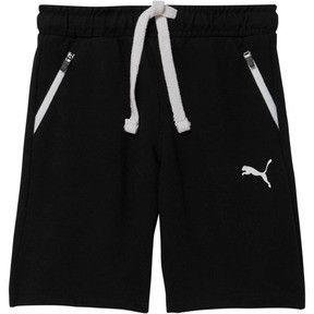 Boy's Zip Pocket Shorts PS