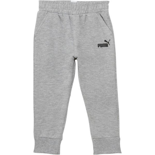 Toddler Fleece Joggers, LIGHT HEATHER GREY, large