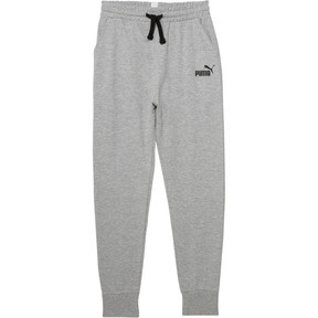Thumbnail 1 of Boys' Fleece Jogger Pants JR, LIGHT HEATHER GREY, medium