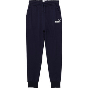 Thumbnail 1 of Boy's Fleece Jogger Pants JR, PEACOAT, medium
