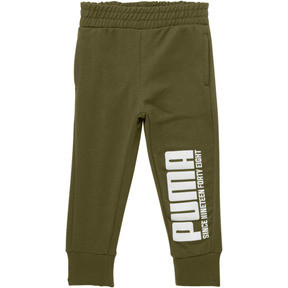Thumbnail 1 of Toddler Terry Joggers, OLIVINE, medium