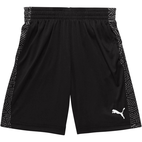 Boy's Performance Shorts PS, PUMA BLACK, large