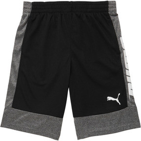 Boy's Poly Interlock Performance Shorts JR