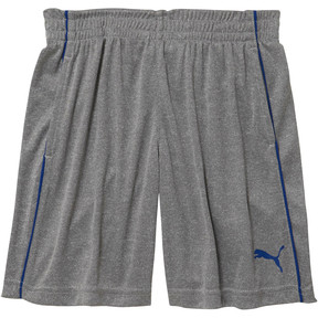 Boy's Poly Interlock Pieced Shorts PS