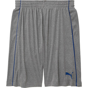 Boy's Poly Interlock Pieced Shorts JR