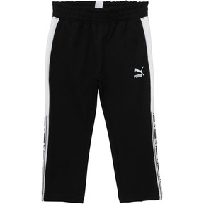 Thumbnail 1 of Boy's Terry Jogger Pants INF, PUMA BLACK, medium