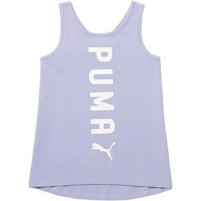 Thumbnail 1 of Girl's Crossover Fashion Tank PS, SWEET LAVENDER, medium