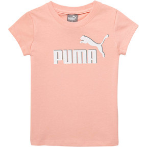 Girl's Cotton Jersey Logo Tee INF