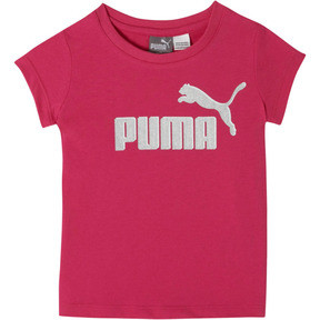 Thumbnail 1 of Cotton Jersey Toddler Logo Tee, FUSCHIA PURPLE, medium