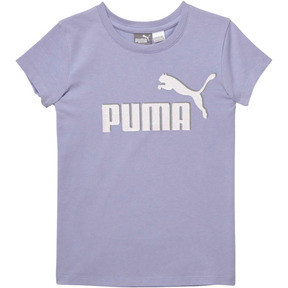 Thumbnail 1 of Girl's Cotton Jersey Logo Tee PS, SWEET LAVENDER, medium