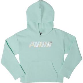 Girl's Fleece Pullover Hoodie PS