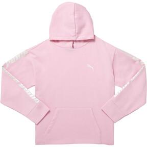 Girl's Fleece Pullover Hoodie JR