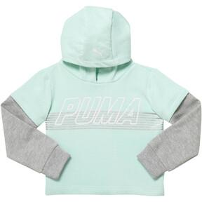 Girl's Fleece Hangdown Pullover INF