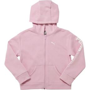 Little Kids' Fleece Full Zip Hoodie