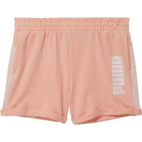Girl's Mesh Fashion Shorts JR