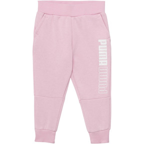 Thumbnail 1 of Toddler Fleece Joggers, PALE PINK, medium