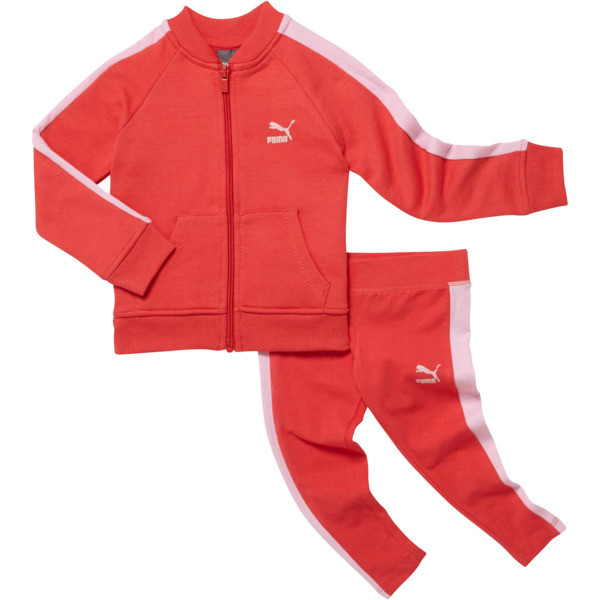 Infant + Toddler Two-Piece Set, HIBISCUS, large