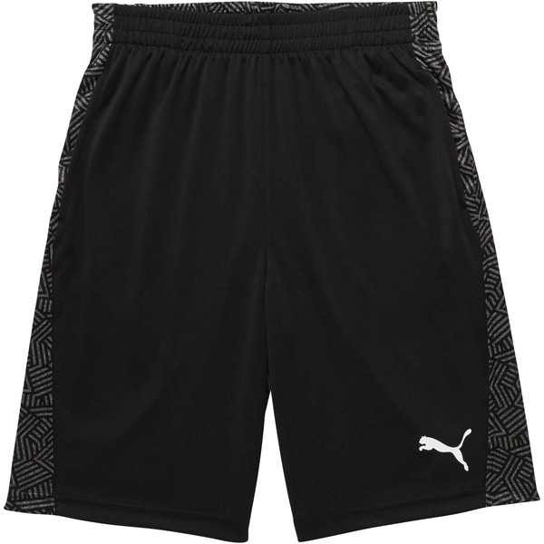Boy's Performance Shorts JR, PUMA BLACK, large