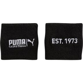 Thumbnail 1 of PUMA Basketball Sweat Wrist Bands, 02, medium