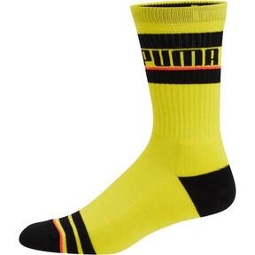 Thumbnail 1 of Men's Tube Socks (1 Pack), YELLOW, medium