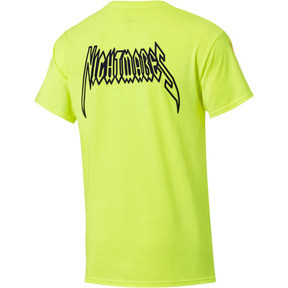 Thumbnail 2 of PUMA x DCMX Nightmares Tee, Safety Green, medium